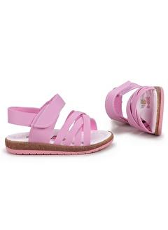 KİKO KİDS Şb 2722-27 Bebe Orto Pedik Kız Çocuk Sandalet Terlik